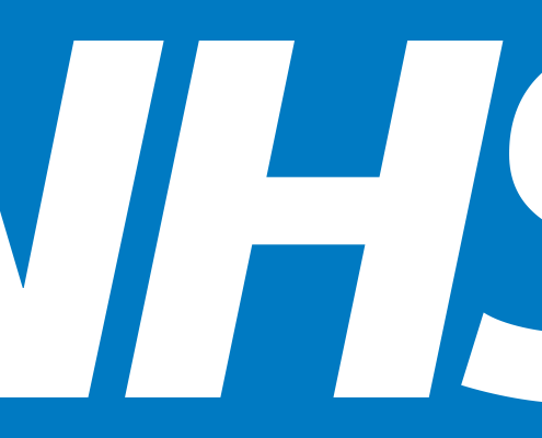 Logo NHS sanita inglese