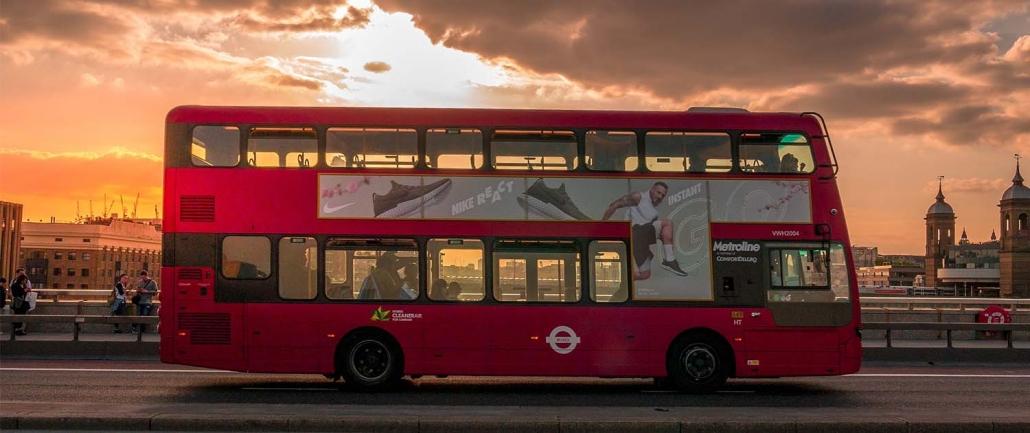 Transportes de Londres: los autobuses urbanos