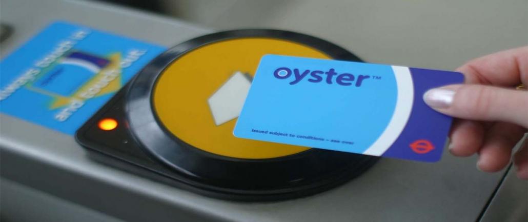 TFL – Oyster Card, la tarjeta para viajar en Londres