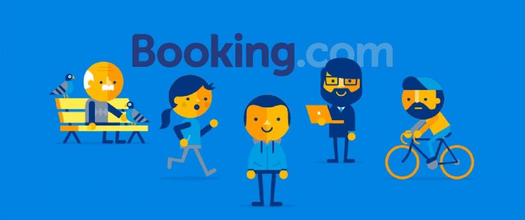 Encontrar alojamiento: Booking